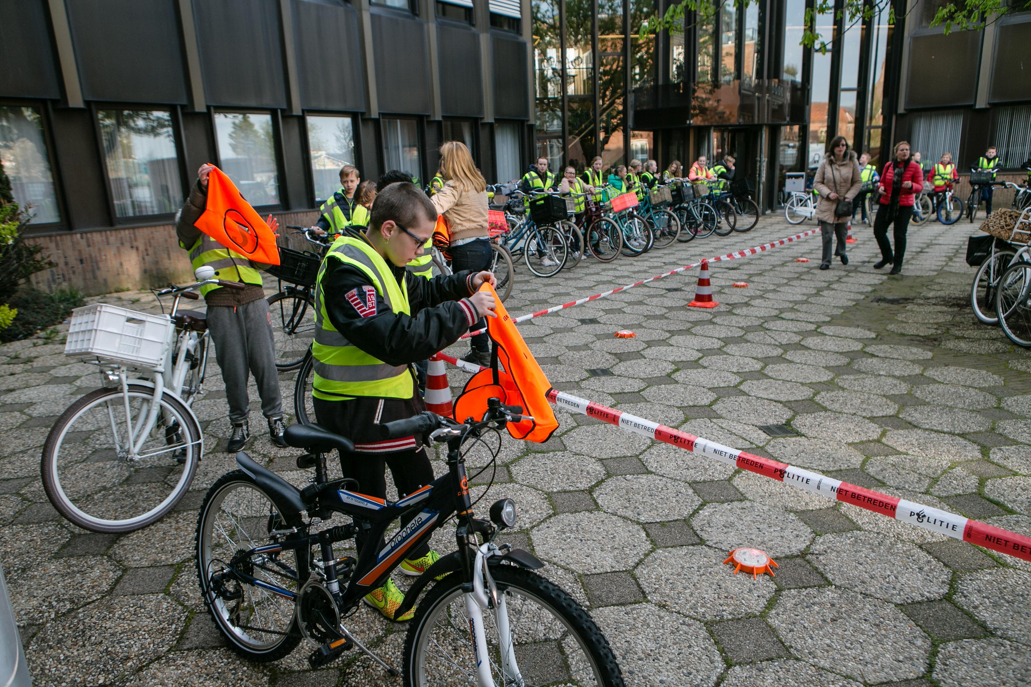 verkeersexamen foto eric van nieuwland 073423