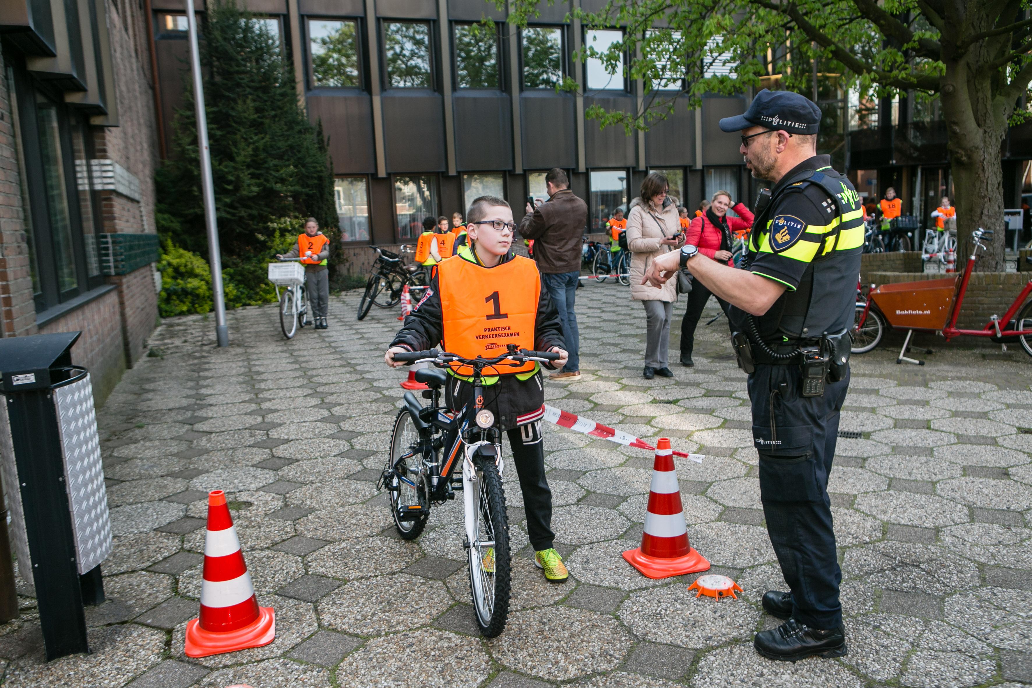 verkeersexamen foto eric van nieuwland 073853