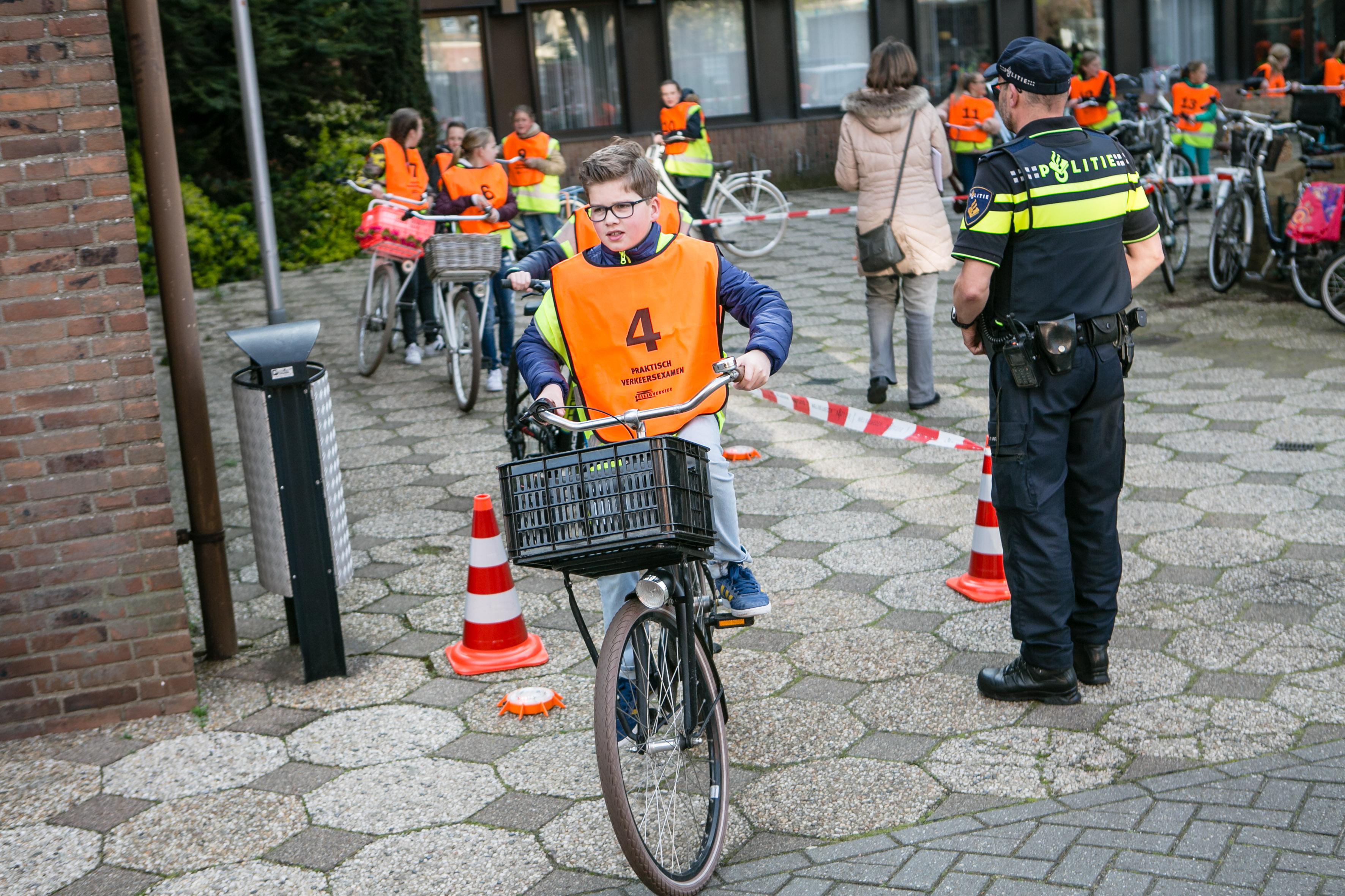 verkeersexamen foto eric van nieuwland 074113