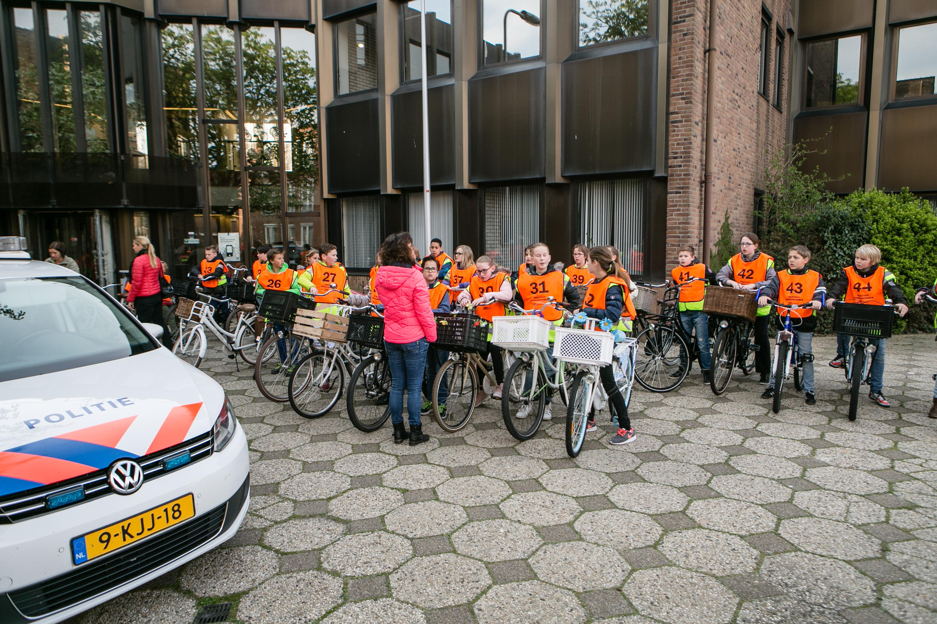 verkeersexamen foto eric van nieuwland 074329