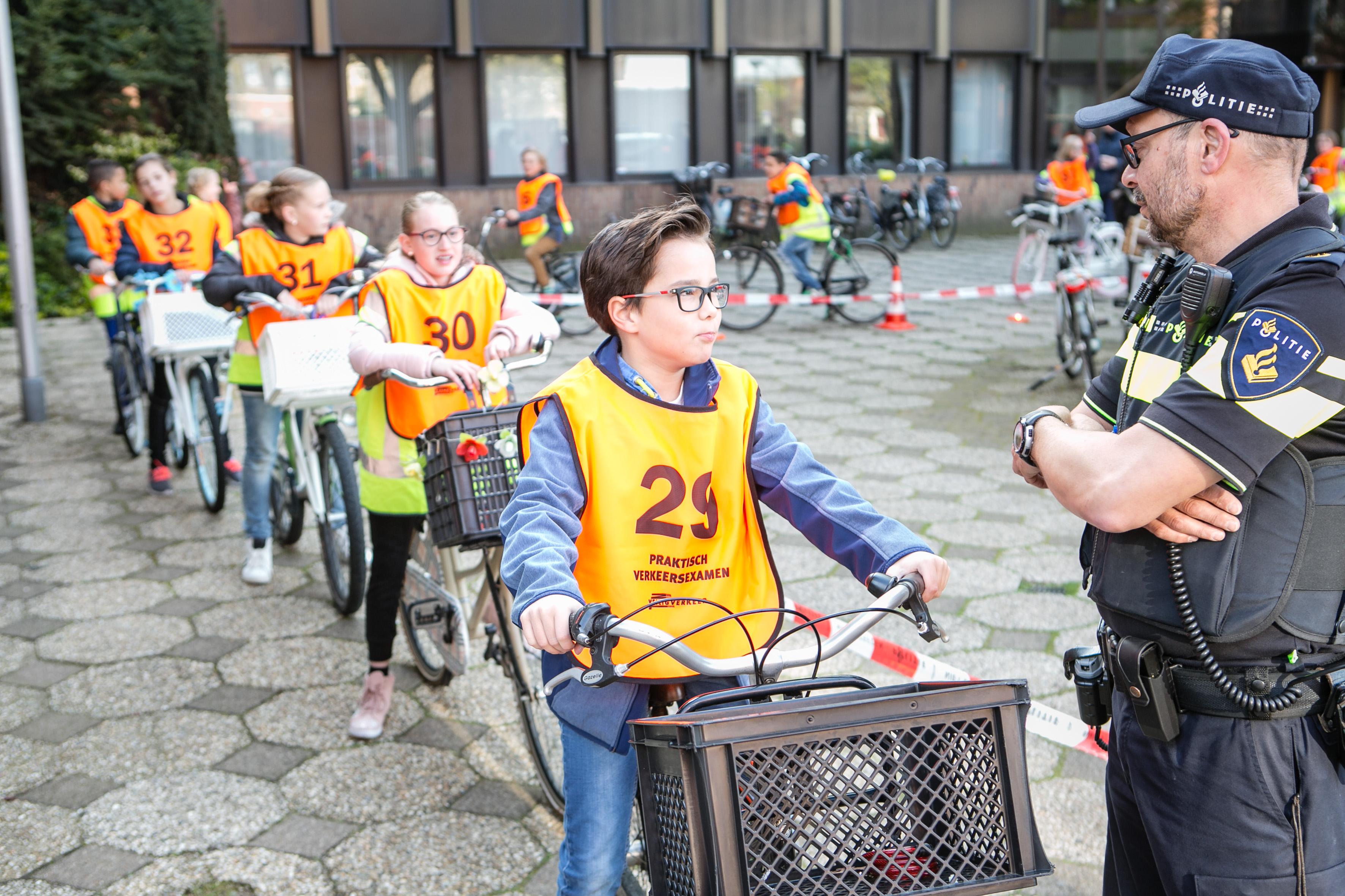 verkeersexamen foto eric van nieuwland 075708