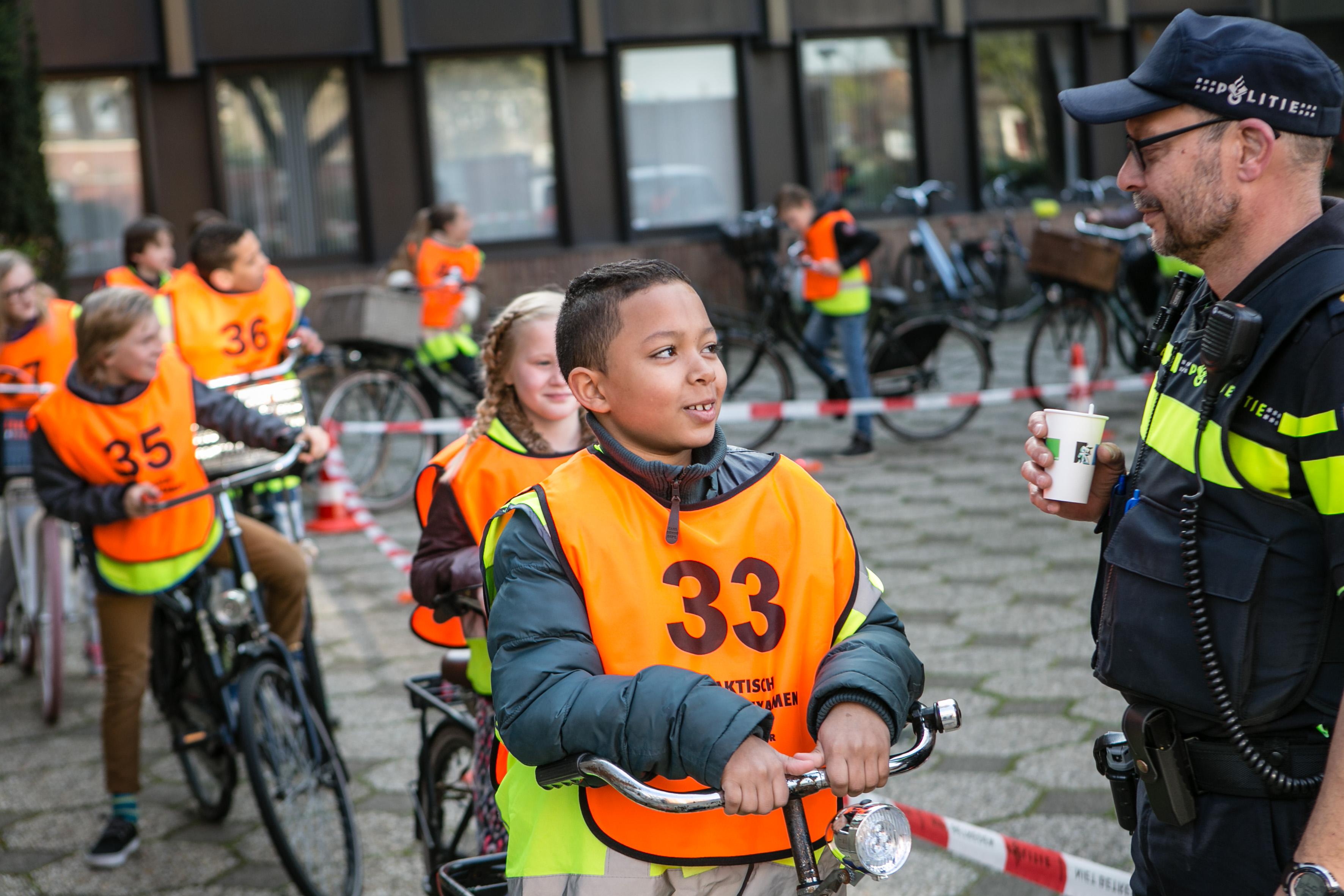 verkeersexamen foto eric van nieuwland 080003