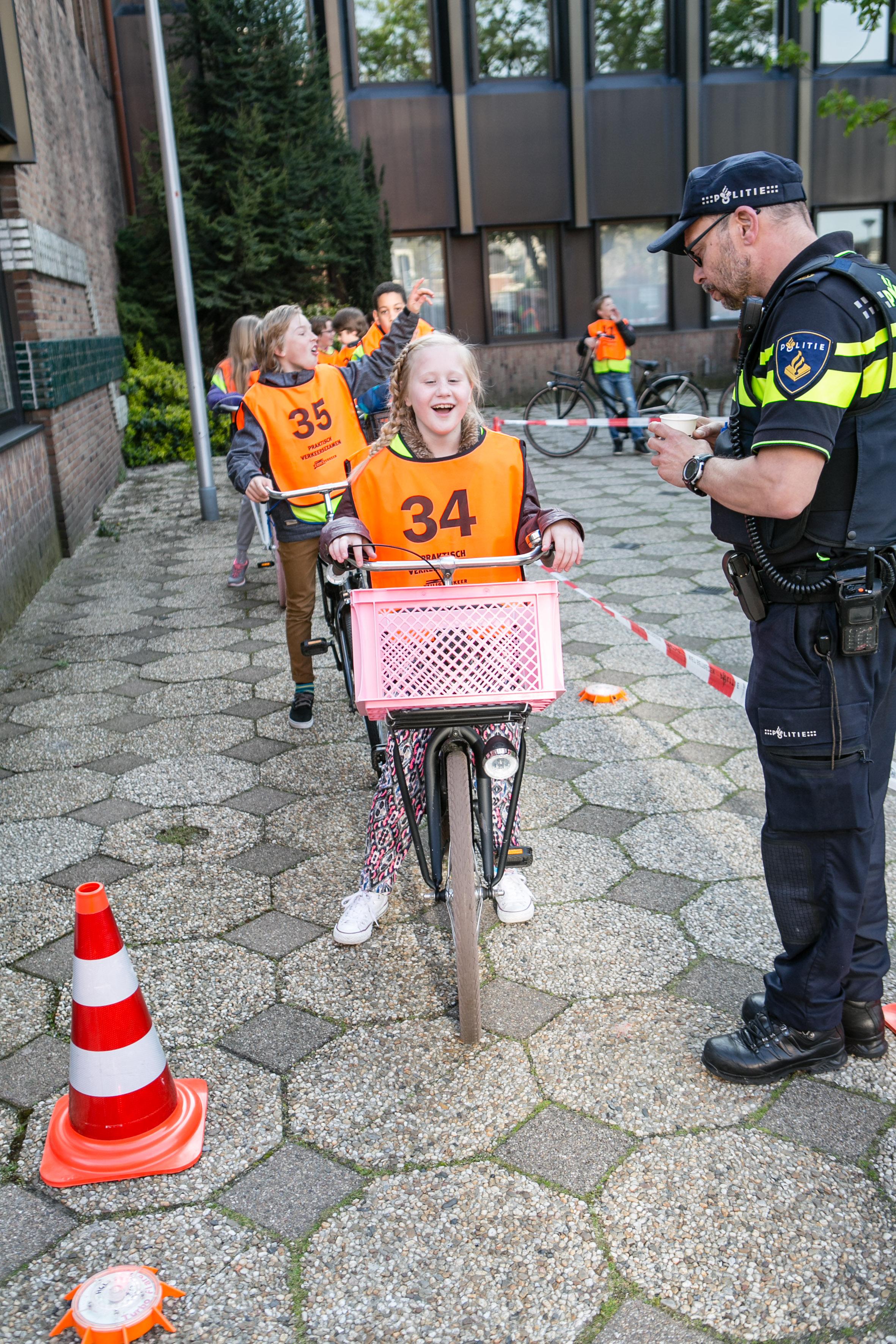 verkeersexamen foto eric van nieuwland 080052