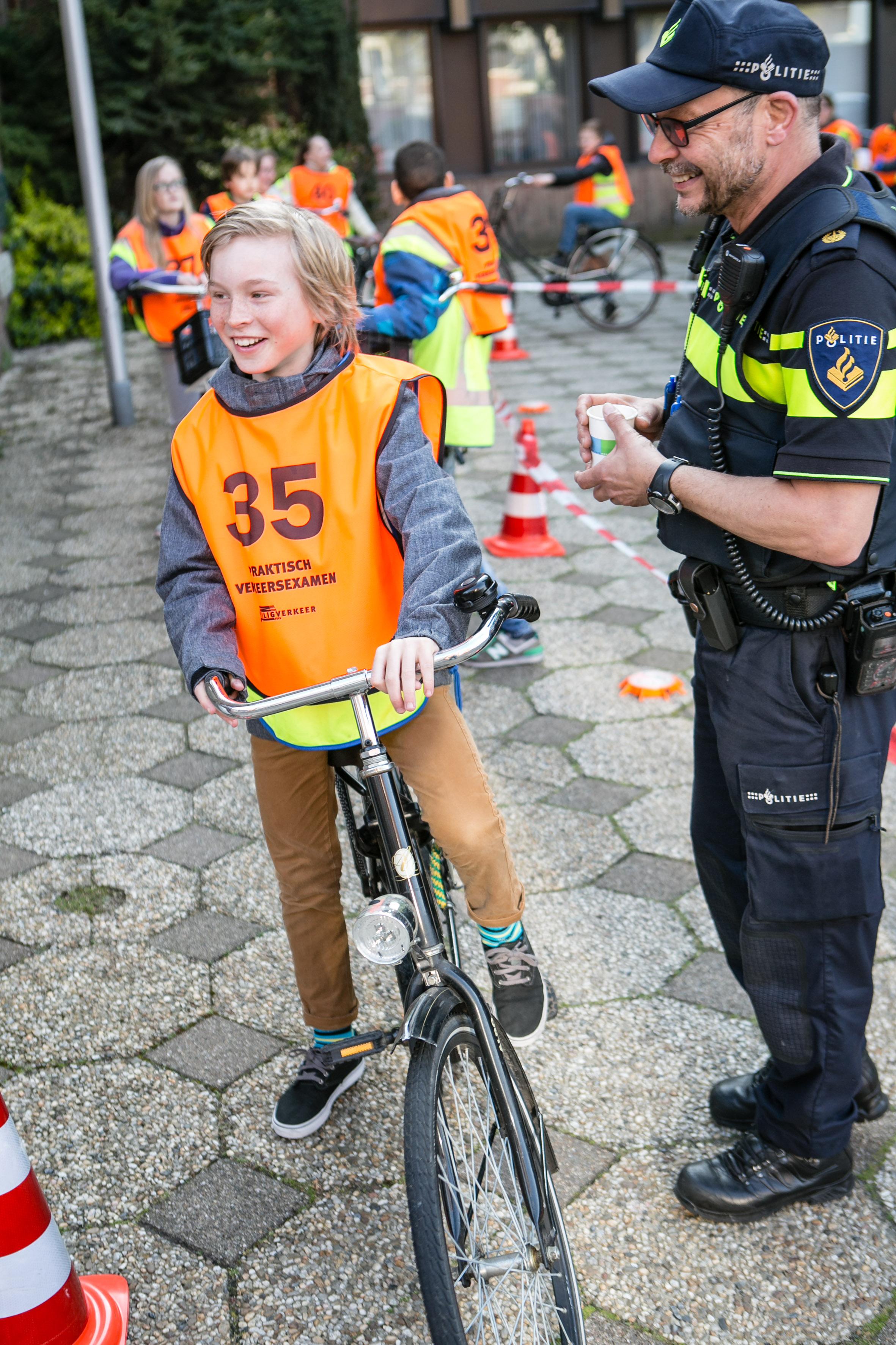 verkeersexamen foto eric van nieuwland 080125