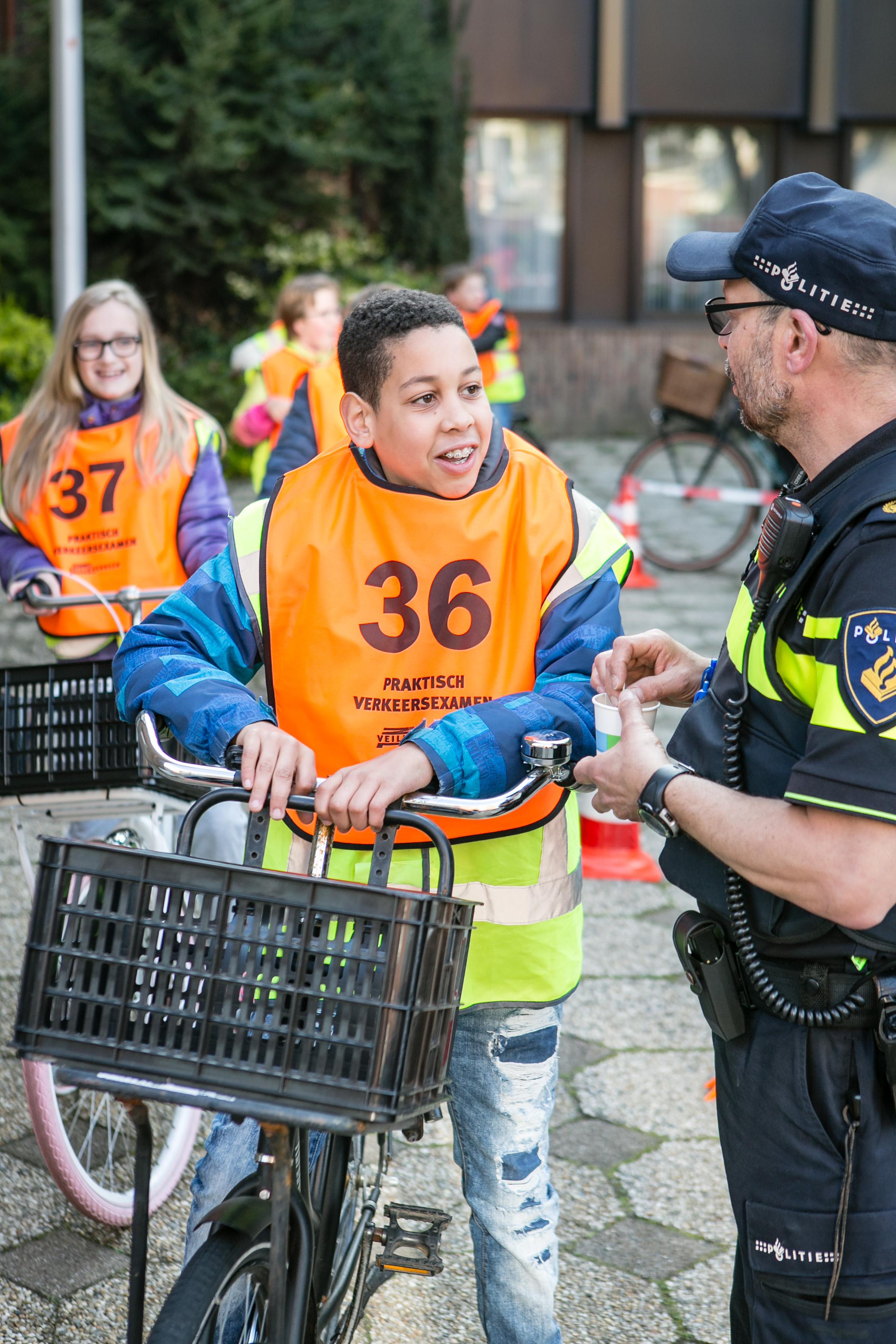 verkeersexamen foto eric van nieuwland 080214