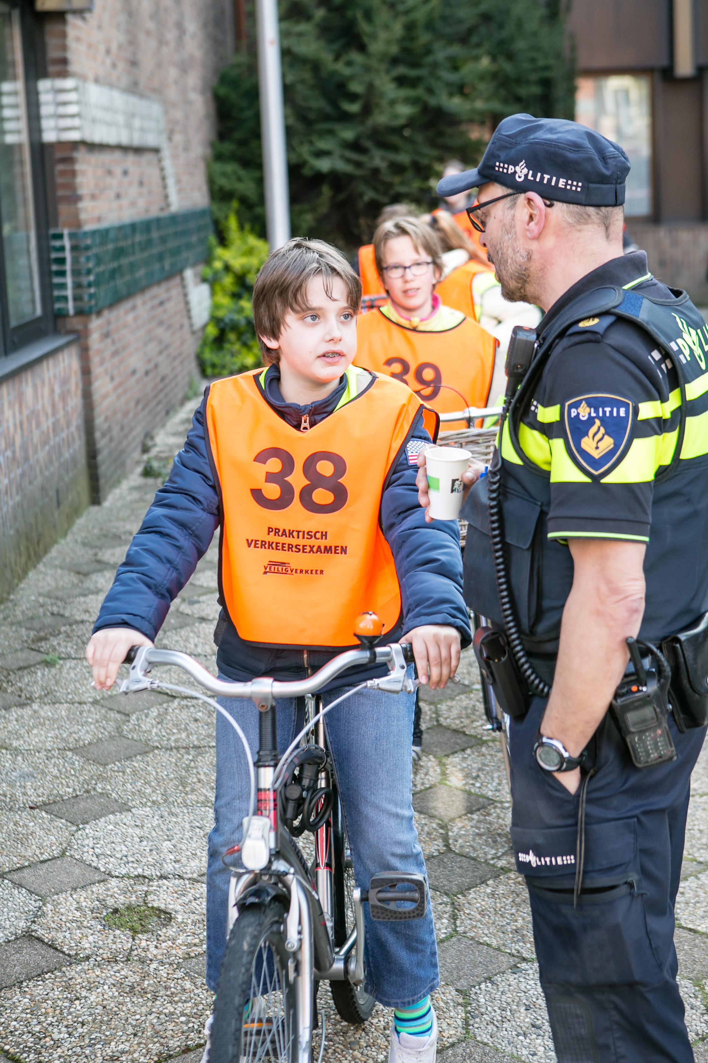 verkeersexamen foto eric van nieuwland 080329