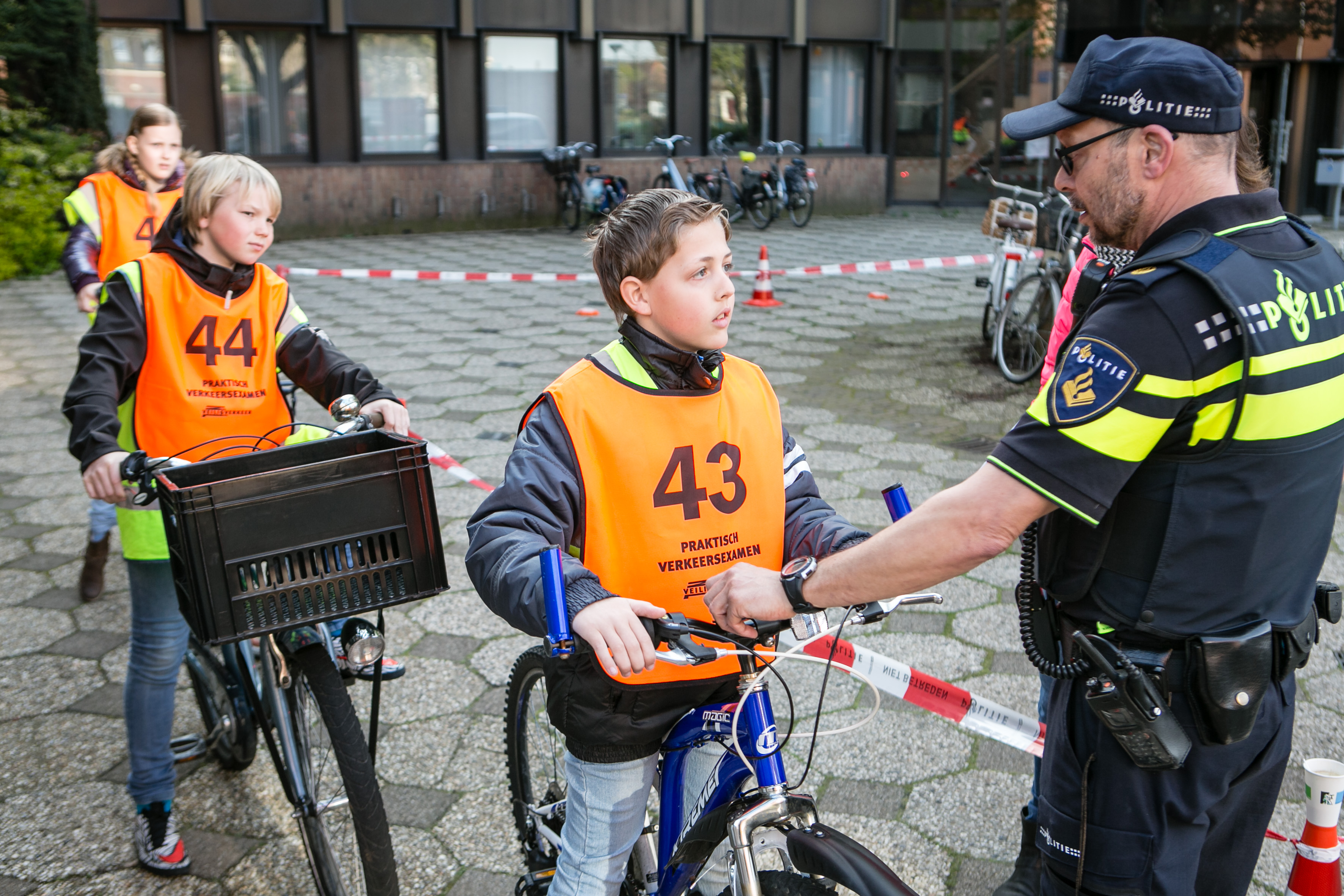 verkeersexamen foto eric van nieuwland 080643